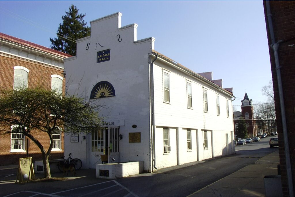 Shepherdstown Library